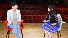 左から和田アキ子、水樹奈々。(写真提供:NHK)