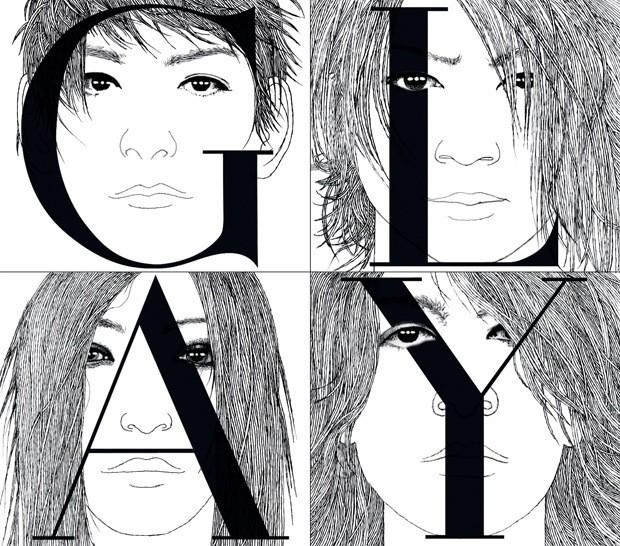 GLAY「MUSIC LIFE」ジャケット