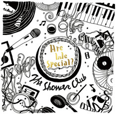 The Shower Club「Are We Special?」配信ジャケット