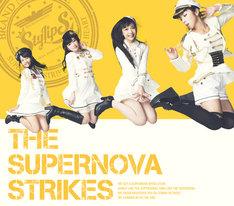 StylipS「THE SUPERNOVA STRIKES」初回限定盤Aジャケット