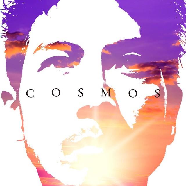 竹内朋康「Cosmos」ジャケット