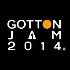 「GOTTON JAM 2014」ロゴ