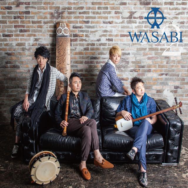 WASABI「WASABI 2」ジャケット