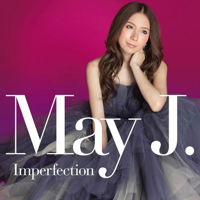 May J.「Imperfection」通常盤ジャケット