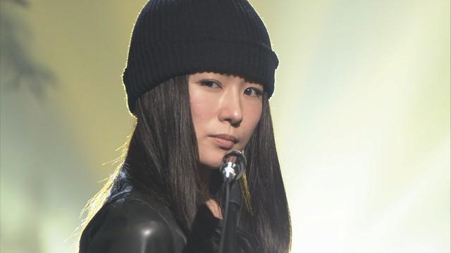 NHK総合「SONGS 椎名林檎 ~どうなる?東京五輪~」のワンシーン。