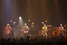 THE BAND HAS NO NAME(photo by KISEKI)