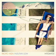 一十三十一「Pacific High / Aleutian Low」ジャケット