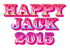 「HAPPY JACK 2015」ロゴ