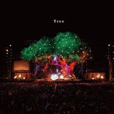 SEKAI NO OWARI「Tree」通常盤ジャケット