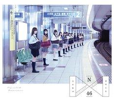 乃木坂46「透明な色」Type-Aジャケット