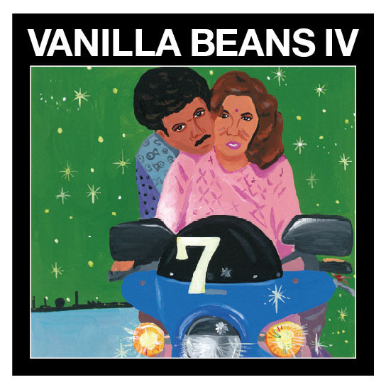 バニラビーンズ「バニラビーンズIV」初回限定盤ジャケット