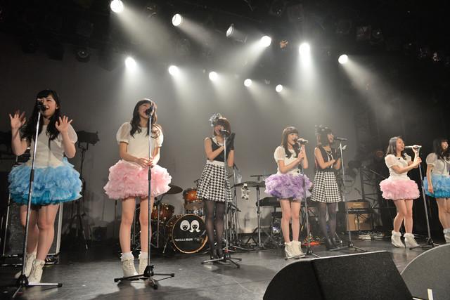 バニラビーンズと東京女子流のコラボレーション。