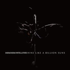 BOOM BOOM SATELLITES「SHINE LIKE A BILLION SUNS」初回限定盤ジャケット