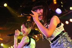 12月27日に東京・AKB48劇場で行われた高島祐利奈卒業公演の様子。(c)AKS