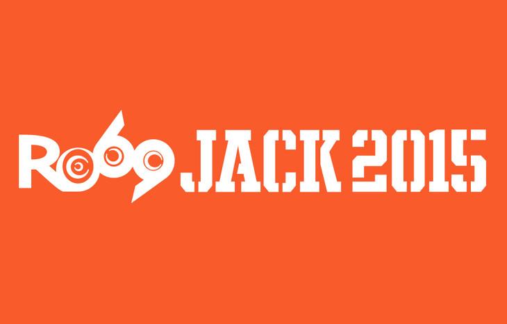 「RO69JACK 2015」ロゴ