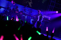 「EXIT TUNES ACADEMY FINAL COUNTDOWN SPECIAL 2014-2015」東京・TOKYO DOME CITY HALL公演の様子。