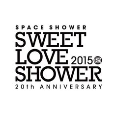 「SPACE SHOWER SWEET LOVE SHOWER 2015 -20th ANNIVERSARY-」ロゴ