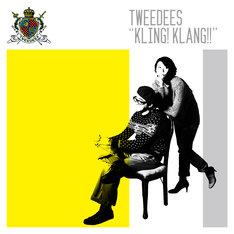 TWEEDEES「KLING! KLANG!!」ジャケット