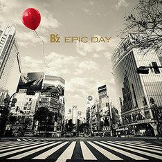 B'z「EPIC DAY」ジャケット