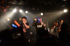 東京ゴール裏覆面バンド