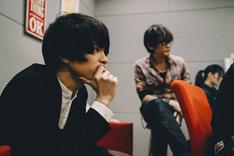 斎藤宏介(UNISON SQUARE GARDEN)とスガシカオ。