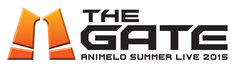 「Animelo Summer Live 2015 -THE GATE-」ロゴ