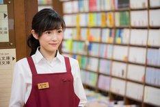 関西テレビ・フジテレビ系ドラマ「戦う!書店ガール」で稲森いずみとともにダブル主演を務めるまゆゆ。