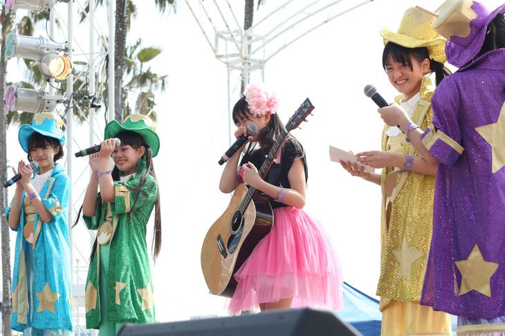 「まいど!おおきに!元気売りの少女レインボーツアー」彩木咲良生誕祭の様子。