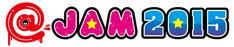 「@JAM 2015」ロゴ