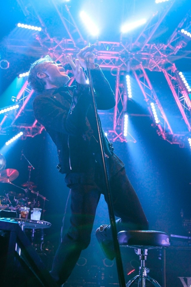"「30th Anniversary Live ""SINGLES+RETURNS""」東京・Zepp Tokyo公演の様子。"