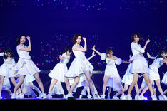 「AKB48 春の単独コンサート~ジキソー未だ修行中!~」の様子。 (c)AKS