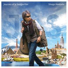 浜田省吾「Journey of a Songwriter ~ 旅するソングライター」通常盤ジャケット