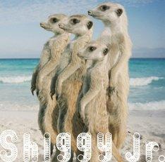 Shiggy Jr.「サマータイムラブ」初回限定盤ジャケット