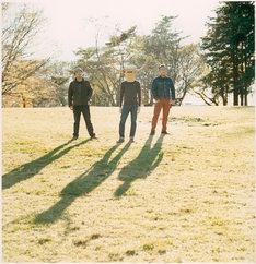 二宮友和在籍時のeastern youthのアーティスト写真。