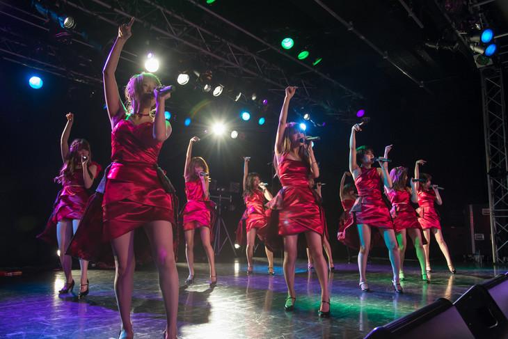 「predia tour 2015 final『predia party』」の様子。