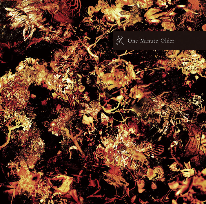 V.A.「ONE MINUTE OLDER - Virgin Babylon Records 5th Anniversary」ジャケット。(c)Cozue Takagi Courtesy of TARO NASU