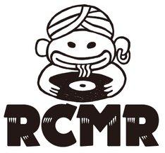 RCMR(ラーメンカレーミュージックレコード)ロゴ