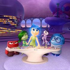 「インサイド・ヘッド」メインビジュアル (c)2015 Disney/Pixar. All Rights Reserved.