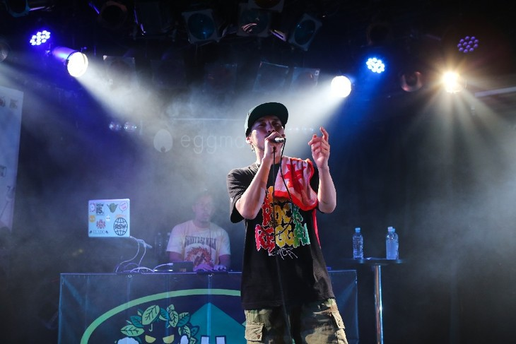 RYO the SKYWALKER「リョーザのライブ4」の様子。 (Photo by Real☆Shot MASATO)