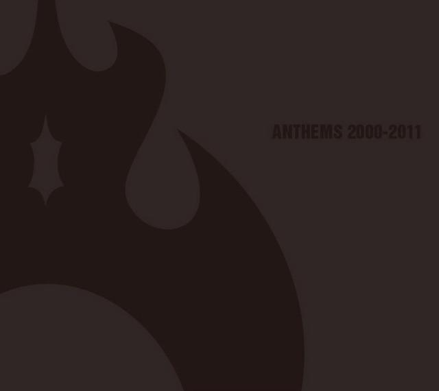 ANTHEM「アンセムズ 2000-2011」ジャケット