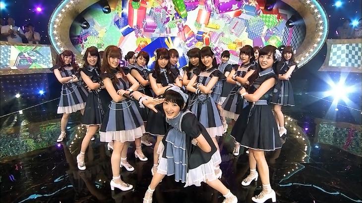 乃木坂46 (c)テレビ東京