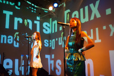 「Faint★Star × 2.5D Tokyo Sound Collection vol.5」の様子。(撮影:村上一光)
