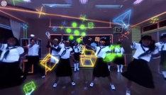 「噛むとフニャン tofubeats Remix」の360度動画より。