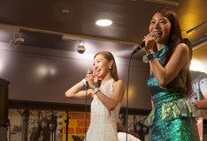 東京・タワーレコード渋谷店でのFaint★Star「PL4E」発売記念イベントの様子。(写真提供:Faint Star Tokyo)