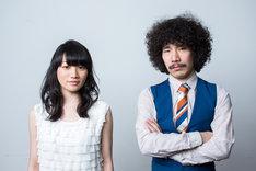 音楽ナタリーPower Pushでは「ジュ・ジュテーム・コミュニケーション」の発売を記念して、千菅春香(左)と楽曲を手がけた清竜人(右)のスペシャル対談を公開中。