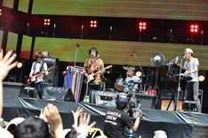 the telephones(写真提供:rockin'on japan)