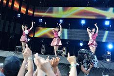 Perfume(写真提供:rockin'on japan)