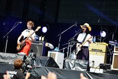 チャットモンチー(写真提供:rockin'on japan)