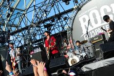 MONOEYES(写真提供:rockin'on japan)