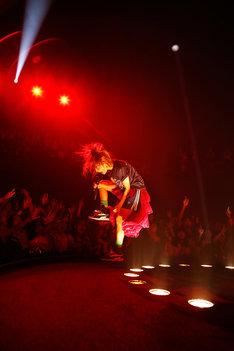 aiko「Love Like Rock vol.7」東京・Zepp Tokyo公演の様子。(撮影:岡田貴之)